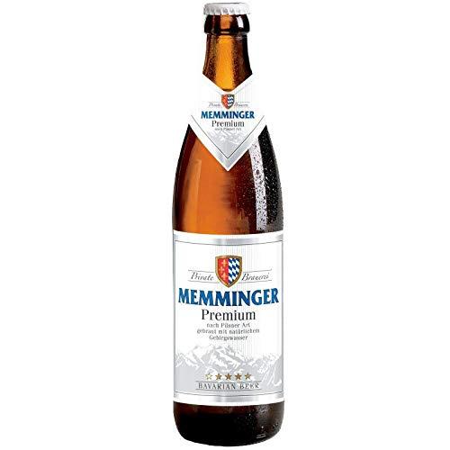 Memminger Premium Pils 500ml