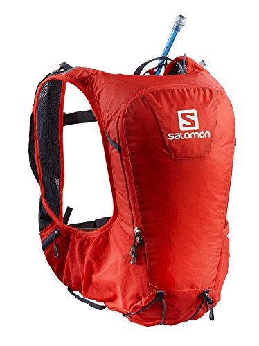 Salomon Skin Pro 10 Set Fiery Red/Graphite by Salomon