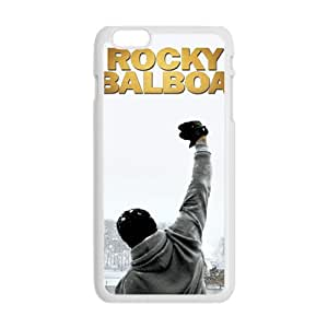 Rocky Balboa Fashion High Quality Comstom Plastic case cover For iPhone 6 Plaus