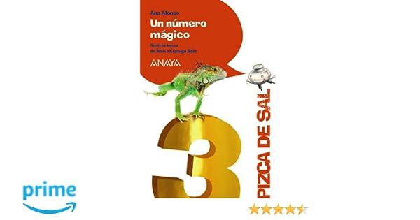 Un número mágico LITERATURA INFANTIL 6-11 años - Pizca de Sal ...