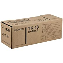 Kyocera KM-TK18 OEM Toner - Kyocera FS-1020D KM-1500 1815 1820 Toner (7200 Yield) OEM