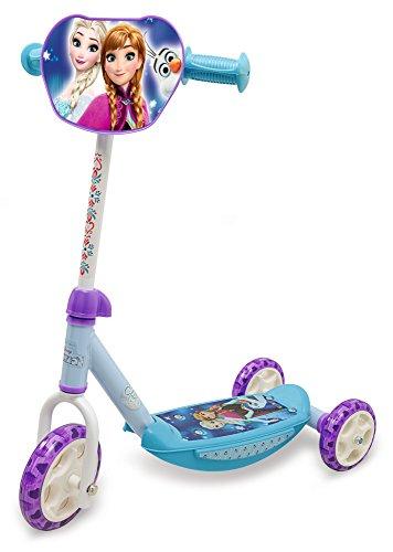 Smoby 450203 - Disney Frozen Design Roller mit 3 Rädern