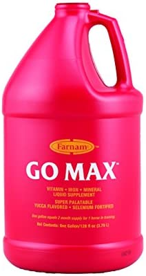 Farnam Go Max Multi-Vitamin Supplement, 1 gallon
