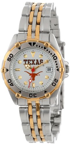 Texas Longhorns Women's All Star Watch Stainless Steel Bracelet