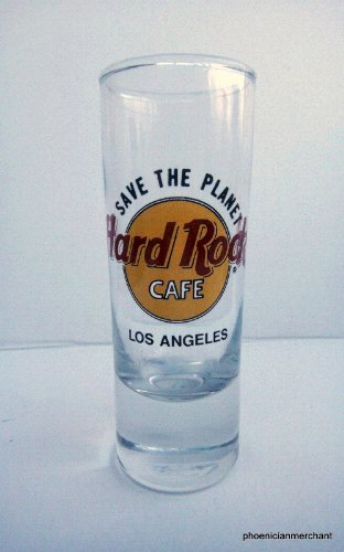 los-angeles-california-hard-rock-cafe-save-the-planet-cordial-shot-glass