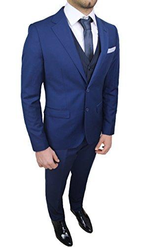 Mat Sartoriale - Costume - Homme bleu bleu 42
