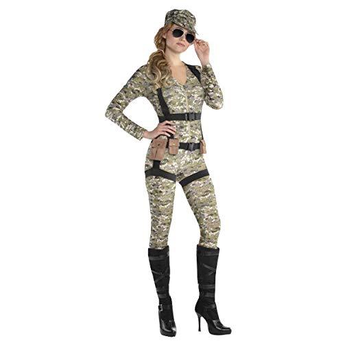 Adult Skyfall Paratrooper Costume - Medium (6-8) | 2 Ct. -