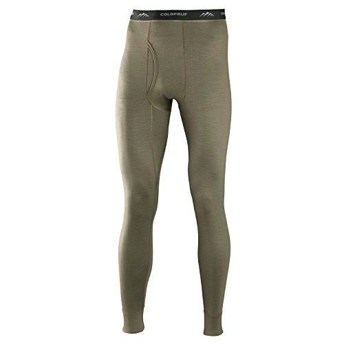 coldpruf Men's Classic Pant Commando LG 2Pack