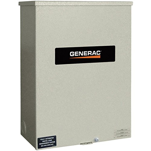 - Generac RTS Automatic Generator Transfer Switch - 100 A...