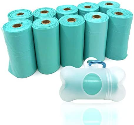 POQOD Pet Waste Bags Greenish Blue product image