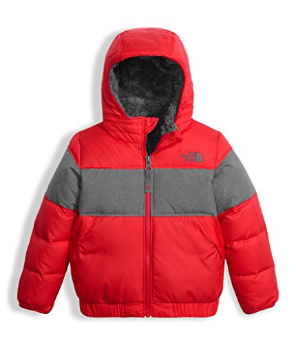 The North Face Toddler Boy's Moondoggy 2.0 Down Jacket - TNF Red - 4T (Past Season)