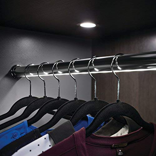 Closet Rod With Led Light