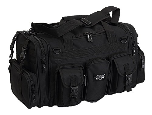 22-2600cuin-NexPak-Tactical-Duffel-Range-Bag-TF122-BLACK