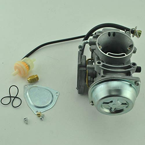 Carburetor Fits for Polaris Sportsman 500 4X4 HO 2001-2005 2010 2011 2012 Silver