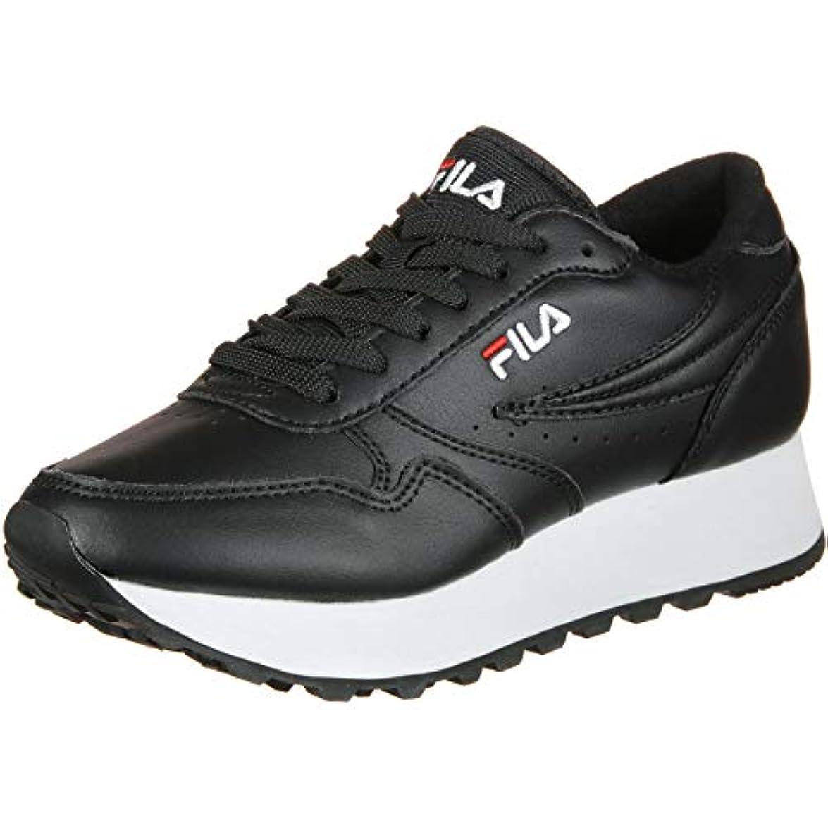 Fila Donna 1010311-25y Zeppa Low Orbit Sneaker Wmn