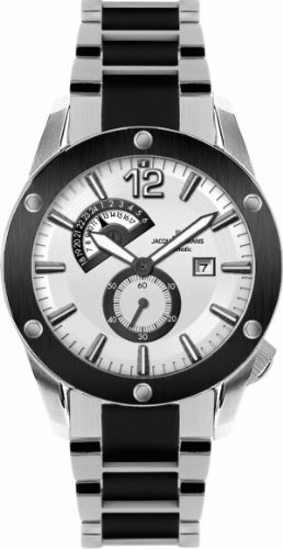 Jacques Lemans Liverpool Automatic Mens Watch Solid Case