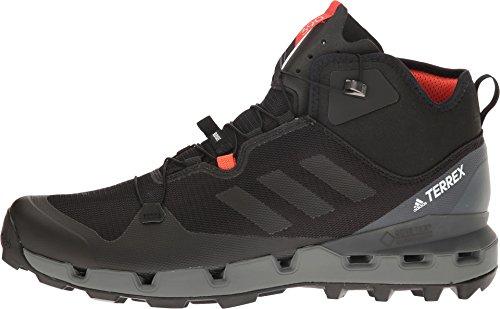 adidas Men's Terrex Fast Mid GTX-Surround Hiking Boot 2