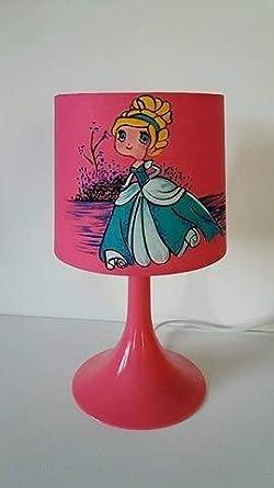 PrincesseLuminaires Et Lampe Peint Main De Chevet Eclairage 8Nkn0OwPX