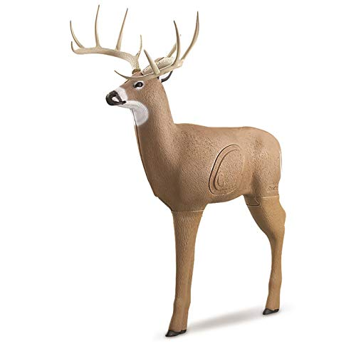 (Field Logic Shooter Buck 3D Deer Archery Target with Replaceable Core)