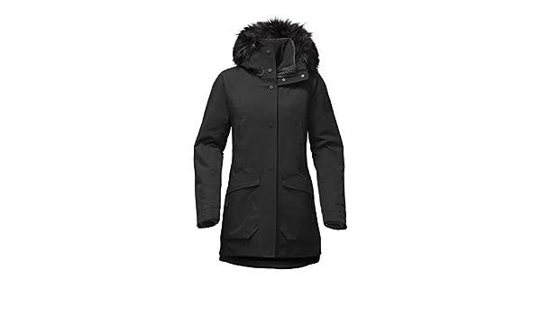 99e237ae7 THE NORTH FACE Women's Cryos GTX Jacket, TNF Black, X-Large: Amazon ...