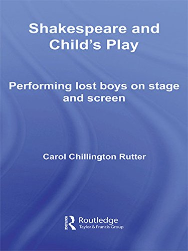 Prof. Carol Chillington Rutter Publication