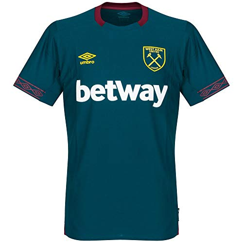Umbro 2018-2019 West Ham Away Football ()