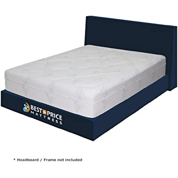 Amazon Com Dreamfoam Mattress Ultimate Dreams 13 Inch Gel