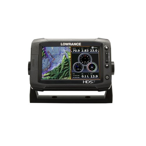 000-10778-001 HDS-7 Gen2 Touch Insight 83/200 & Lowrance Fishfinders