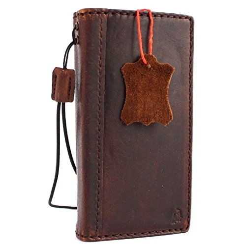Genuine Real Leather Case for Iphone 5s 5 Book se s 5c Wallet Cover Handmade Retro G Daviscase