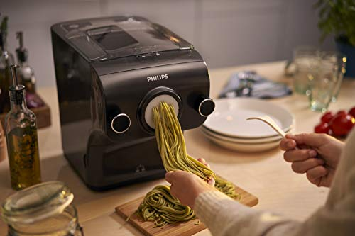 Philips Maker Avance HR2382/15 Macchina per Preparare Pasta Fresca con Bilancia Integrata, Programmi Automatici, 200 W… 3