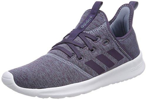 Adidas Dame Cloudfoam Ren FitnessSko, Violet Brun (rå Grå S18 / Spore Lilla S18 / Ftwr Wht)