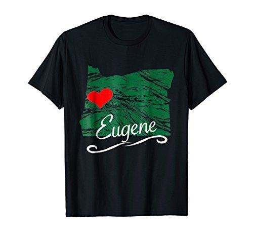 Eugene Oregon Tshirt | OR Gift - Men's Women's Kid's Tee