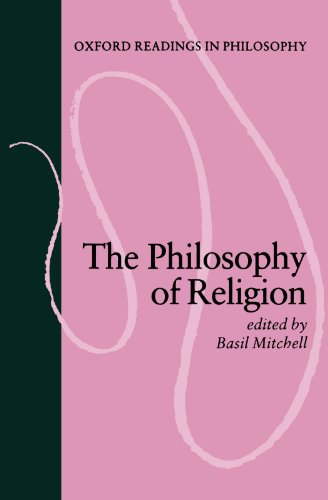 The Philosophy of Religion (Oxford Readings in Philosophy) (Mitchell Basil)