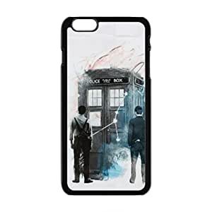 DAZHAHUI Doctor Who Box Fashion Comstom Plastic case cover For Iphone 6 Plus BY RANDLE FRICK by heywan