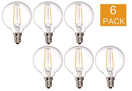 4 watt type g bulb - 7