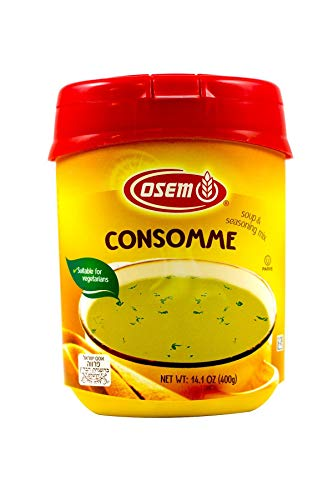 OSEM Consomme soup & seasoning mix 14.1oz
