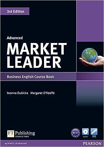 Market Leader Advanced 3rd Edition Pdf
