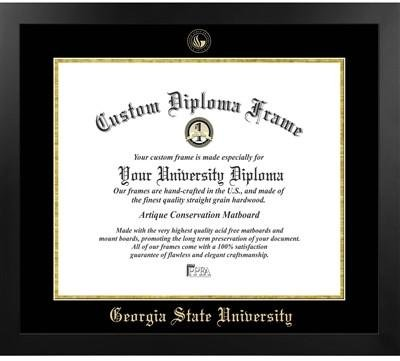 Georgia State University Most Popular Diploma Frame