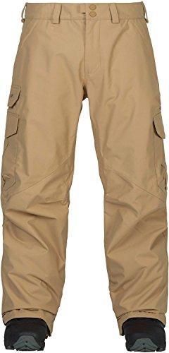 Burton Cargo Classic Fit Snowboard Pants Mens Sz L (Black Snowboard Pants)