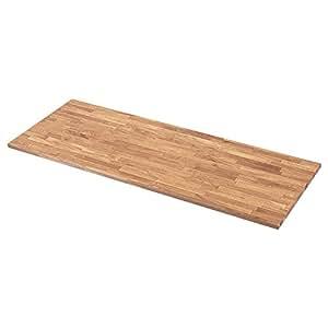 "Builder Oak Butcher Block 18""W x 30""L x 1-1/8""Thick"
