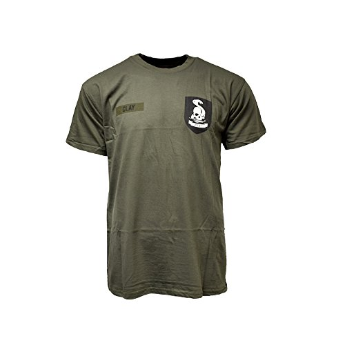 Price comparison product image Mafia 3 223rd Infantry Green T-Shirt - Large