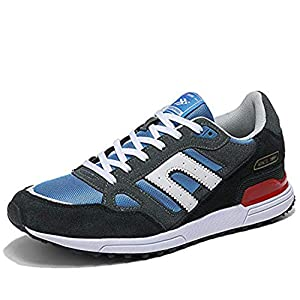 AX BOXING Baskets Femme Homme Sneakers Chaussure de Sport Sneakers Running Respirantes Athlétique 36-46