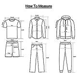 Men's Short Sleeve T-Shirt and Shorts Set 2021