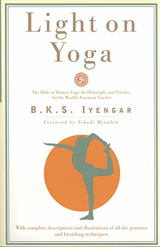 Light on Yoga: The Bible of Modern Yoga, used for sale  Delivered anywhere in USA