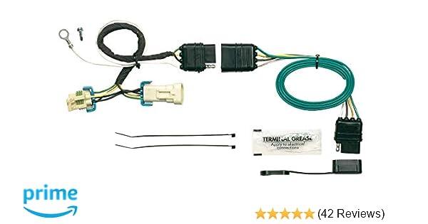 Hopkins 41135 Plug-In Simple Vehicle Wiring Kit on