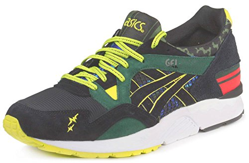 5 Sneaker Asics Green Schuhe V Lyte Tiger black H50bk Gel Onitsuka Mens 8090 Shoes 4qrw8xI4