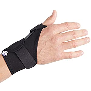 Actesso Elasticated Thumb Support Brace - Ideal for Thumb Pain Relief from Sprains, Tendonitis or Fractures (Beige… 4
