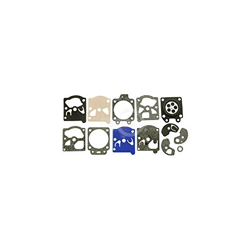 Walbro D10-WAT 615-590 OEM Gasket and Diaphragm Kit, Black
