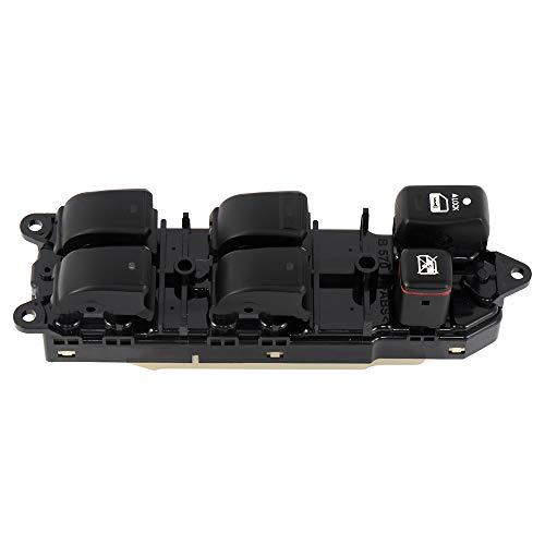 Lexus Rx330 Driver - AUTOMUTO Fits for 2003-2008 Lexus RX330 2003-2008 Lexus RX350 2003-2008 Lexus RX400H Power Window Switch Driver Side Master Control Switch