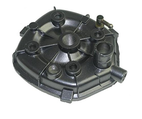 Water-cooled Cylinder Head for Piaggio 50/ccm 5/Octagonal